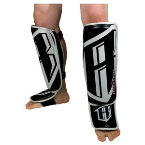 Revgear Pro Leather Shin Guard
